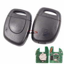 After market for Renault Megane KANGO/Clio2 1 button remote key with 433Mhz and ID46  PCF7946 Chip