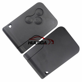 For Renault Megane 3 button remote key with 433Mhz  7947 Chip (Without Logo)