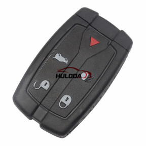 For Rangrover 5 button remote key blank & smart blade