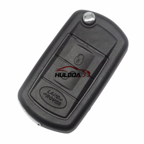 "For Ford land rover 3 button remote key blank--""ford style"" HU101 blade"