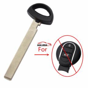For bmw mini remote key blade
