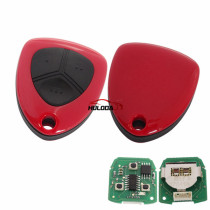 For Ferrari style 3 button remote key for KD300,KD900,URG200,mini KD and KD-X2 generate new keys ,For produce any model  remote