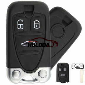 For Alfa 3 button remote key blank