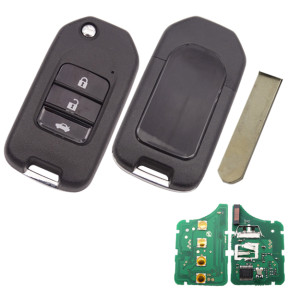 For Honda 3 button remote key chip: Honda G PCF7961X(HITAG3)