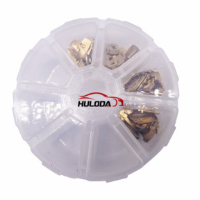 For Chevrolet EPICA lock wafer it contains 1,2,3,4 Each number has 20pcs