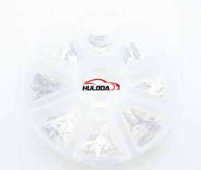 For Honda lock wafer it contains x1,x2,x3,x4,x5,x6  each part has 20pcs