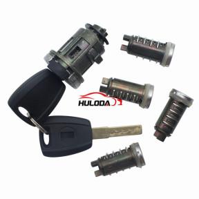 For Fiat full set lock