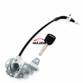 For Honda after 2008  CIVIC   left door lock (with cable)