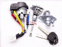 For Hyundai Sonata 8 full set lock