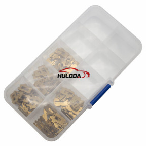 For Mazda lock wafer it contains 1,2,3,4,5 Each number has 20pcs