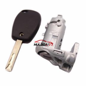For Renault  door lock with VA2 blade