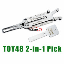 Toy48-Toyota 3-IN-1 Lock pick, for ignition lock, door lock, and decoder,  genuine !used for  Toyota Crown