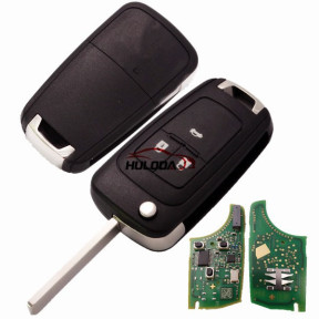 For Vauxhall original 3 button remote key with 315mhz  5WK50079 95507070 chip GM(HITA G2) 7937E chip