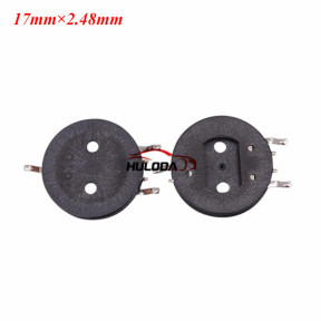 Antenna Coil for Renault Megane2 inductance Value is 2.38Mh, it is Sumida brand