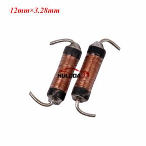 Transponder Coil for bmw inductance Value is 1.27Mh