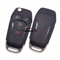 For Ford 3+1 button remote key shell