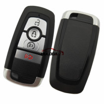 For Ford 3+1 button remote key shell with blade