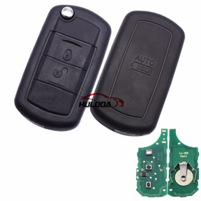 For Range Rover 3 button remote key with 434mhz with PCF7936 (HITAG2) chip