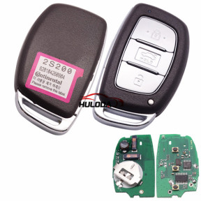 For  Hyundai New ELANTRA keyless remote key with 434mhz with PCF7952 chip