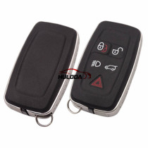 For Range Rover keyless 5 button  remote key with 433.92mhz PCF7953 chip