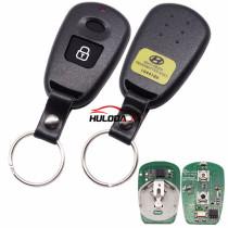 For Hyundai original TRANSMITIER ASS'Y remote key with 315mhz
