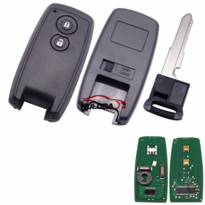 For Suzuki 2 button remote key with 7945 chip 315mhz