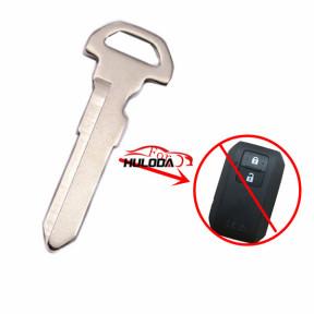 For Suzuki emmergency key blade