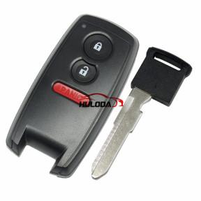 For Suzuki 2+1 button remote key blank