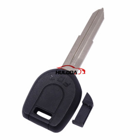For Mitsubishi transponder key balnk (with right blade) without logo