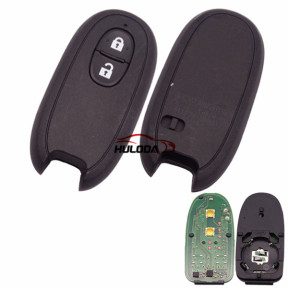 For Mitsubishi original 2 button  remote key with 315mhz PCF7953(HITAG3) chip 007-AC0119 R74P1