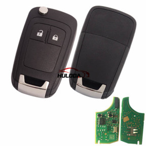 For Opel original 2 button remote key with 434mhz  5WK50079 95507070 chip GM(HITA G2) 7937E chip PCB is original , shell is OEM. 5WK model
