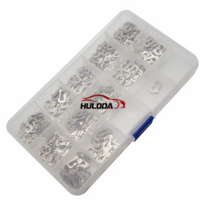 For Citroen lock wafer it contains 1,2,3,4,5,6,7,8,9,10,11,12 Each part has 20pcs