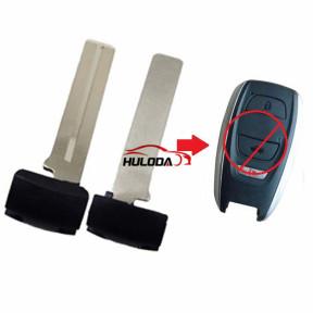 For Subaru emergency key blade
