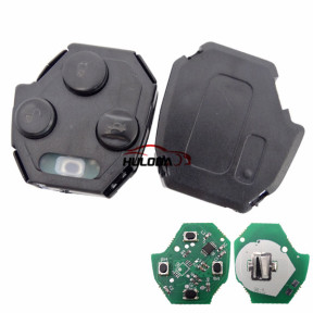 For Subaru 3 button remote with 433mhz