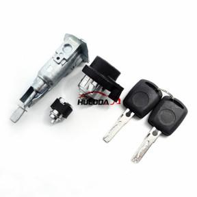 For VW Skoda Octavia lock full set