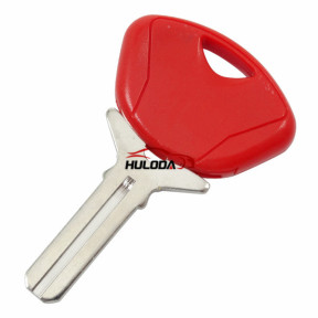 For BMW Motrocycle key blank (red color)