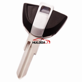 For BMW Motorcycle key case with right blade (black)-02