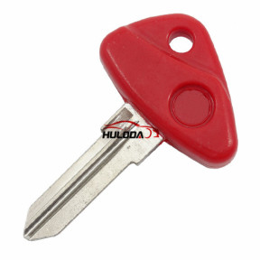For BMW  Motrocycle key blank in red color
