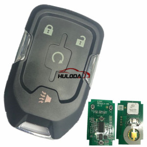 For GMC 3+1 button remote key with 315mhz for           GMC Yukon 2015-2018  GMC Sierra 2015-2For GMC 3+1 button remote key with 315mhz for           GMC Yukon 2015-2018  GMC Sierra 2015-2016       FCC ID: HYQ1AA IC:1551A-AA CMIT ID: 2013DJ6723 PN:  13580804 E, 13508280 016       FCC ID: HYQ1AA IC:1551A-AA CMIT ID: 2013DJ6723 PN:  13580804 E, 13508280