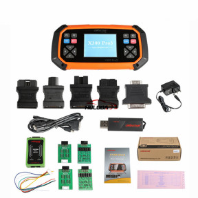 Original OBDSTAR X300 PRO Auto Key Programmer Pin Code Odometer Correction EEPROM Adapter EPB ABS Full Set Diagnostic Tool