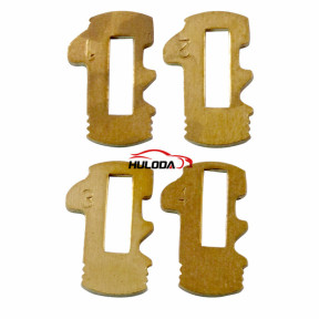 For Buick lock wafer. it contains model1,2,3,4,  20pcs for each model