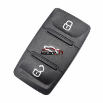 For VW 3 button remote key pad