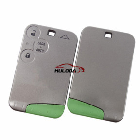 For Renault Laguna &Velsatis & Espace 3 button remote key with PCF7947 chip no logo