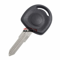For Chevrolet transponder key shell with left blade