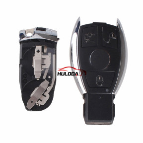 For Benz 3 button remote key blank