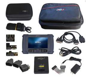 Lonsdor K518ISE Key Programmer with Odometer Adjustment for All Makes