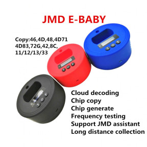 Original JMD Ebaby Remote/Chip Generate Frequency Tester Copy ID46/4D/48/70/83/72G/42/8C/11/12/13/33 Key Chip Support Assistant