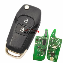 Original 2 button remote key with 434mhz with ID49 chip