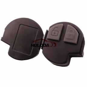 For suzuki 2 button remote key shell