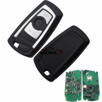 After Market For BMW 3 button keyless remote key with PCF7953PC1800 Chip 315mhz